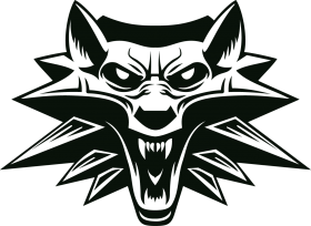 The Witcher Logo PNG