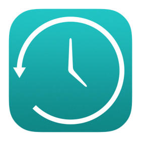 Time Machine Icon iOS 7 PNG