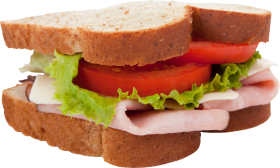 Toast Sandwhich PNG