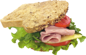 Toast with Filling PNG