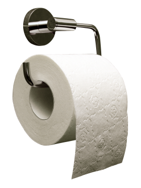 Toilet Paper Roll PNG