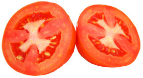 Tomato Slices PNG