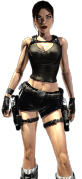 Tomb Raider  | Lara Croft PNG