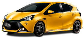 Toyota Aqua G Sports Car PNG