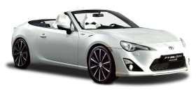 Toyota FT 86 Open Concept Car PNG