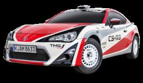 Toyota GT86 CS R34 Racing Car PNG