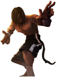 Traditional Lee Sin PNG