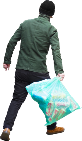 Trash Bag PNG