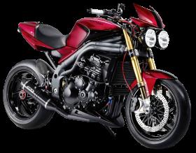 Truimph Motorcycle PNG