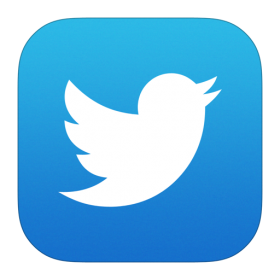 Twitter Icon iOS 7 PNG