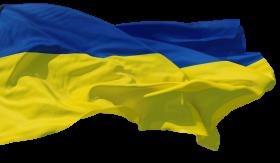Ukraine Flag PNG