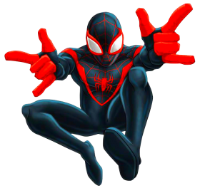 Ultimate SpiderMan PNG