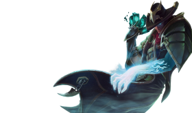 Underworld Twisted Fate Best Skin for TF PNG