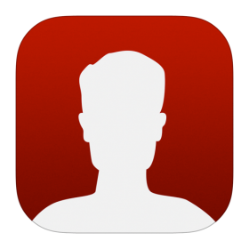 Users Icon iOS 7 PNG