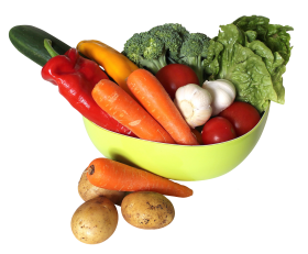 Vegetables PNG