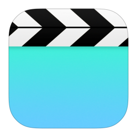 Videos Icon iOS 7 PNG