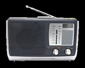 Vintage Radio PNG