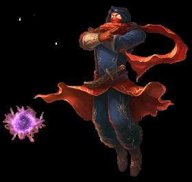 Vizier Malzahar Skin PNG