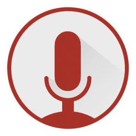 Voice Recoder Icon Android Kitkat PNG