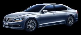 Volkswagen Phideon Grey Car PNG