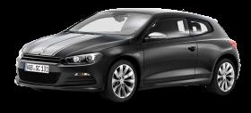 Volkswagen Scirocco Million Edition Car PNG