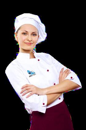 Waitress PNG