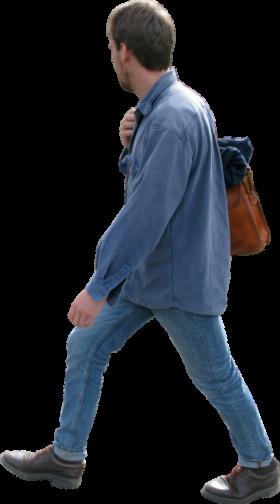 Walking PNG