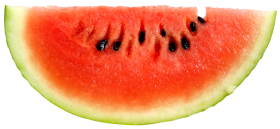 Watermelon Slice PNG