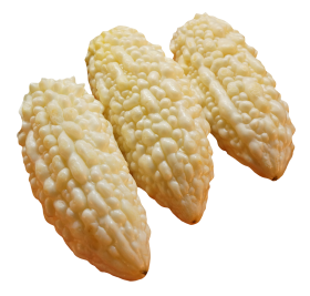 White Bitter Gourd PNG