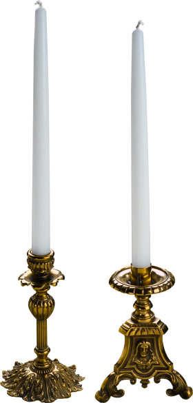 White Candle's PNG