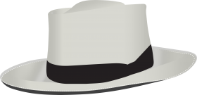 White Hat PNG