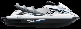 White Jet Ski PNG