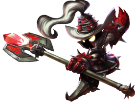White Mage Veigar PNG