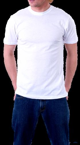 White Polo Shirt PNG