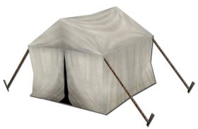 White Tent PNG