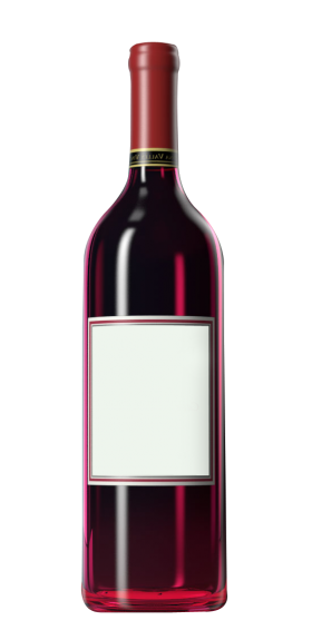 Wine Bottle PNG