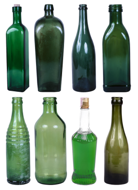 Wine Bottle's PNG