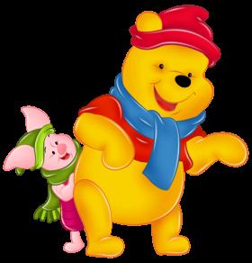 Winnie Pooh And Piglet PNG