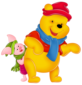 Winnie Pooh And Piglet PNG