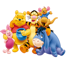 Winnie The Pooh  All PNG