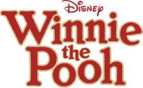 Winnie The Pooh  Logo PNG
