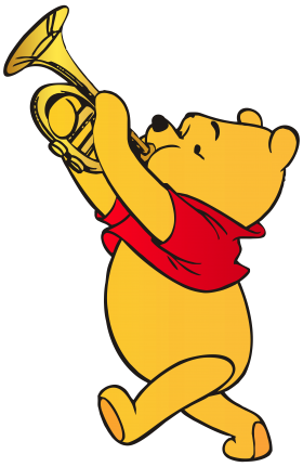 Winnie The Pooh PNG