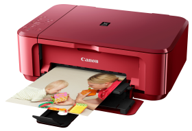 Wireless Photo Printer PNG