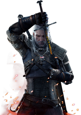 Witcher Geralt PNG