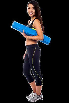 Women Exercising PNG