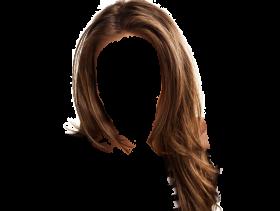 Women Hair PNG