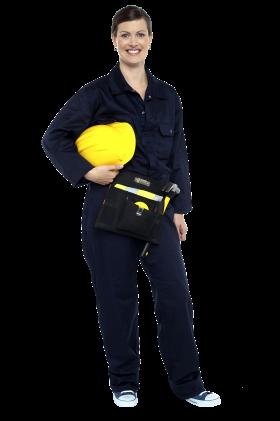 Women Worker PNG