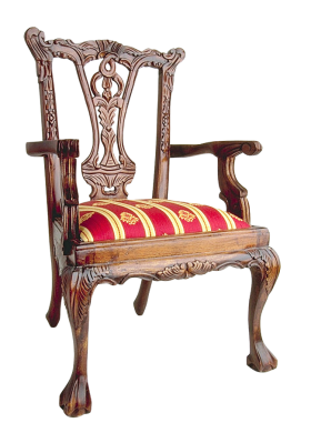 Wooden Chair PNG