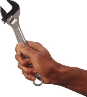 Wrench | Spanner PNG