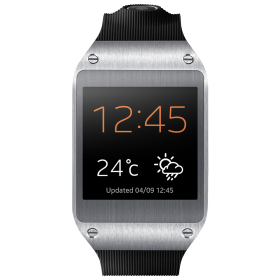 Wrist Band Smart Watch PNG